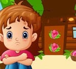 Crying Baby Girl Escape