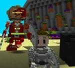 Online Minecraft: The Dreary Desert's Marvellous Mountain