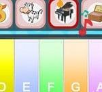 Piano For Kids Animal Sounds